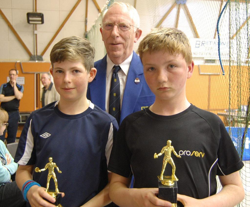 Junior County Championships, May 2014